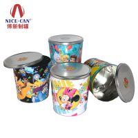 厂家马口铁金属罐定制 马口铁金属茶叶铁盒供应