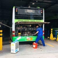 公交车维修降温冬夏工业空调一匹压缩机降温修理工降温空调