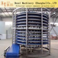Bezel直销生产无轴螺旋输送机 食品螺旋提升机 螺旋链板传动厂家
