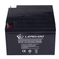 航空障碍灯电池 胶体蓄电池12V24AH
