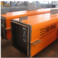山东三维专业供应箱形钢管柱 钢构件加工经验20年