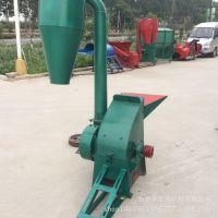 玉米芯棒粉碎机 除尘式沙克龙粉碎机 宏瑞高产量的玉米粉碎机