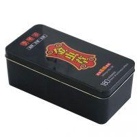 金虫草铁盒 胶囊铁盒 保健品金属盒定制