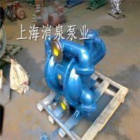 BDY-50电动隔膜泵316L不锈钢F46经典款式防腐耐磨三包