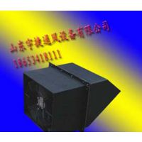 WEX-500边墙风机泄压阀的重要性