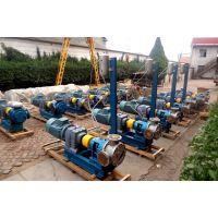 印花胶浆过滤泵NYP220BRU104UW51不锈钢高粘度泵