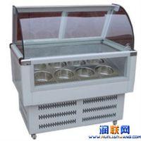 湘乡硬冰淇淋展柜|冰淇淋展示冰柜报价|