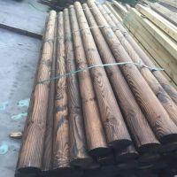 美国南方松进口材料批发.南方松碳化木木条方,价格优惠