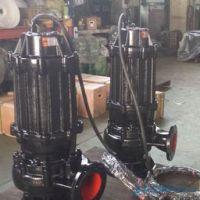 工厂管道排污水泵350WQ1200-18-90KW立式污水泵350WQ1500-15-90KW