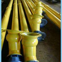螺旋输送机厂家 中冶GL管式螺旋输送机 耐磨损皮带上料机