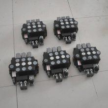 DCV110-3OT-1控2系列整体液压多路阀SKBTFLUID牌