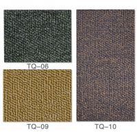 普通烟灰色圈绒 咖啡色圈绒地毯耐脏耐用办公室防火地毯 上海艳茹