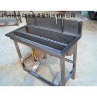 全304#不锈钢非标单位洗手盆 电子厂或无尘车间专用洗手池 禄米实验室