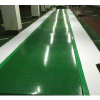 华裕非标定做纸品厂生产线 吸风流水线印刷厂送纸输送线吸风拉