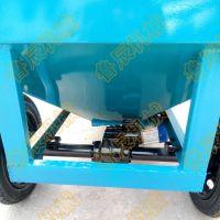 自动上料机 玉米饲料颗粒投放机 电动充电式自动喂料机多少钱一台