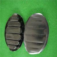 厂家订制环保耳机头梁护套 头戴式车缝热压成型吸音海绵护套