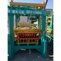 山东滨州步道砖机厂全自动液压制砖机择优建丰砖机
