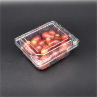 成都一次性高透明水果盒子四川添翼塑胶生产厂家直销250克半斤水果包装塑料盒