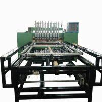 全自动双模交替龙门排焊机 中山仓储笼网片自动排焊机