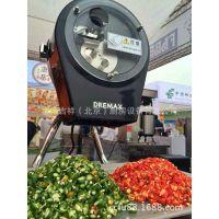 供应DREMAX切菜机DX-50T 小辣椒切片机 小辣椒切圈机