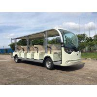 青城山电动公交车 景区游览观光车 十七座观光车NL-S17