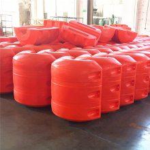 聚苯乙烯泡沫填充管道浮体 疏浚管浮筒
