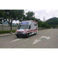 进口奔驰斯宾特524方舱汽油3.5手术重症救护车价格