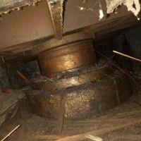 福建漳州产8成新300吨十二层三六尺二手热压机