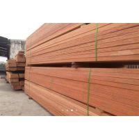 厂家直销特卖柳桉木工厂批发多少钱一方