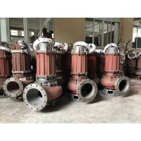 混流泵跟排污泵的区别 混流泵大流量 排污泵功率小