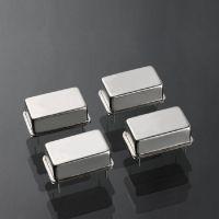 JHY晶振厂家晶振振荡器全尺寸长方形 8.000MHZ 12MHZ 3.3V 5V 3.3V有源晶振