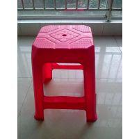 塑料方凳青岛厂家租赁供应 优质塑料凳青岛优惠报价