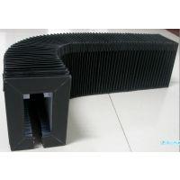 博泰厂家直销柔性风琴式机床伸缩防护罩 导轨防尘罩