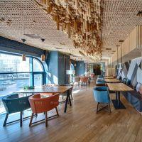 西安西餐厅桌椅定做西安西餐厅家具西安餐饮家具厂家