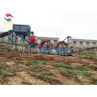 新乡麻刚石破碎洗沙机厂家定制供应(东威机械)