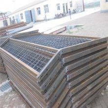 农村养殖围栏网 饮用水源区隔离网 钢制护栏