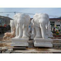 石雕龙头动物雕塑喷泉流水养鱼挂件|现代欧式石狮子一对|打八折