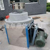 商用芝麻酱石磨机石磨  电动绿砂岩磨浆机 电动石磨豆浆机