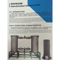 供应废催化剂回收集束式反吹出渣过滤系统