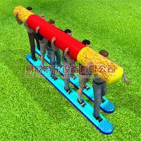 趣味运动会道具新款负重协力竞走成人拓展训练器材素质体育器材