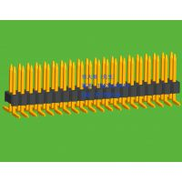 1.27mm间距双排SMT立式表贴板排针系列