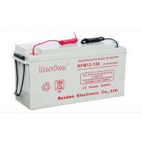 赣州雷斯顿6FM-150铅酸蓄电池12V150AH官网报价直销