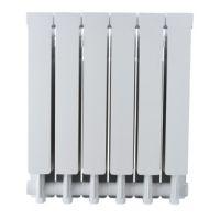河北厂家生产供应80*96-800压铸铝散热器 河北散热器十大知名厂家供应