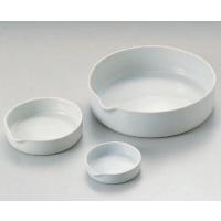 ASONE瓷制蒸发皿 6-563-01