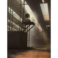 洁凯建德工地专用除尘设备 环保JK-77远程射雾机