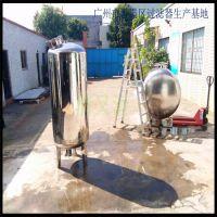 召陵区工业用不锈钢机械锰砂过滤罐清又清石英砂过滤器大流量大型污水预处理净化