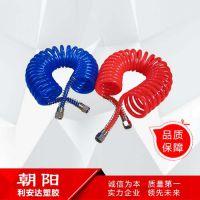 朝阳PU螺旋气管 市场批发供应