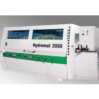 威力高速四面刨 Hydromat2000
