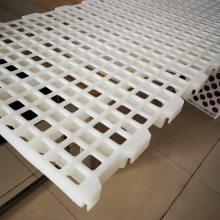青年鸭用漏粪板 全新料生产 小鸭用圆孔漏粪地板