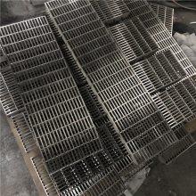 金裕 定制不锈钢金属盖板 厂家直销大排量实心排水沟盖板 防臭两用盖板